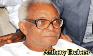 The Nigerian Constitutional Crisis | Motion For Self-government, 1956 by Anthony Enahoro