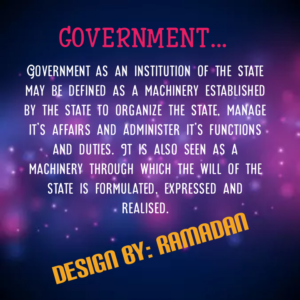 stitution Of The State