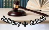Judiciary Arms of Government