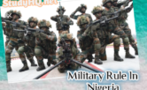 The Structure of Military Government In Nigeria