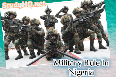 Muhammadu Buhari Military Rule In Nigeria (1983 – 1985)