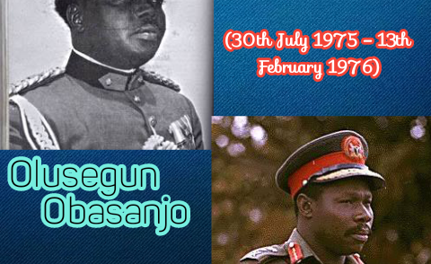 Muritala Muhammed and Olusegun Obasanjo