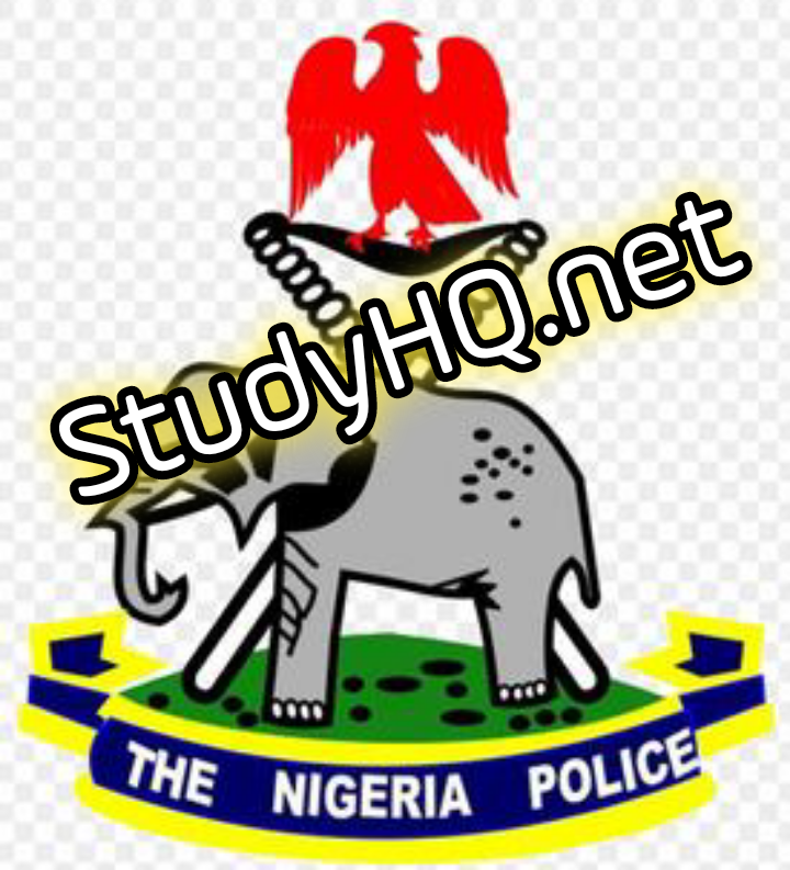 The Nigeria Police Force