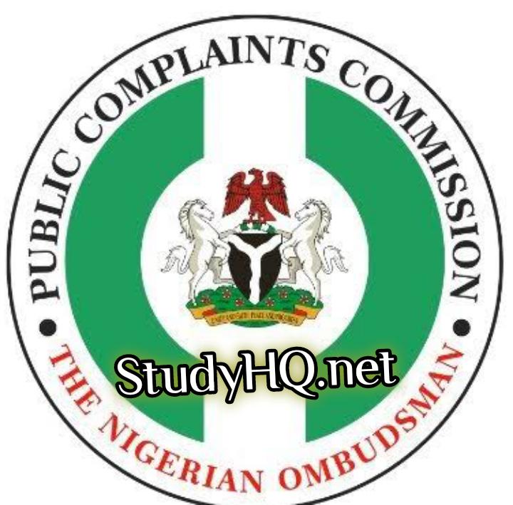 The Public Complaints Commission