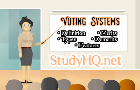 Simple Majority (Plurality) System | Definition, Features, Merits & Demerits