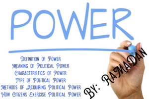 Power In Government